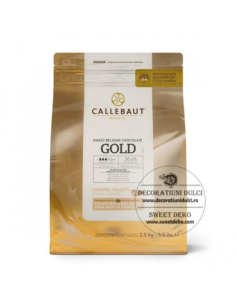 Barry Callebaut - Ciocolata GOLD - 30.4%