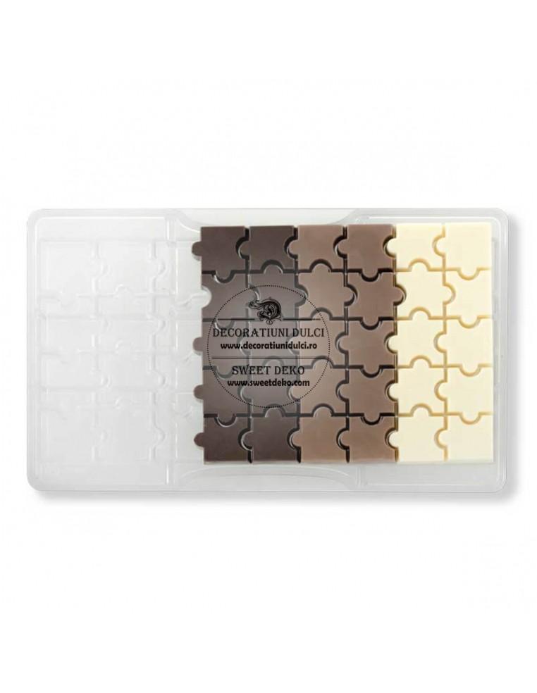 Matrita din policarbonat Puzzle Decora