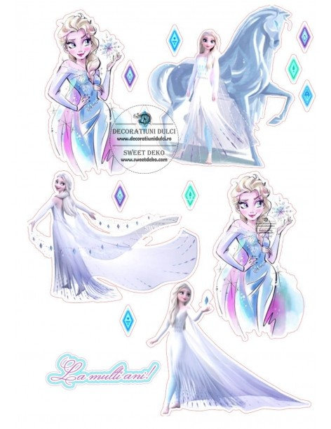Imagine comestibila Elsa...