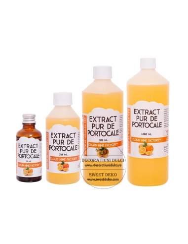 Extract pur de Portocale