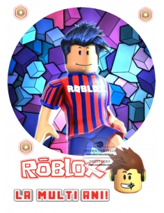 Imagine comestibila Roblox...