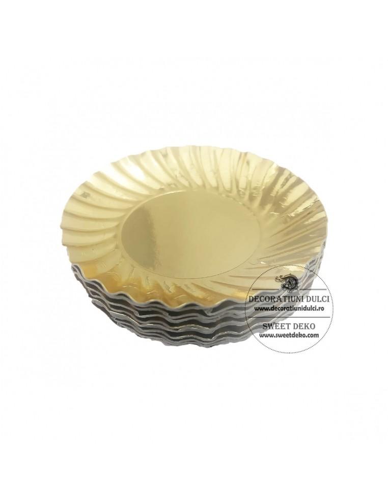 Farfuriute 10cm (100buc)