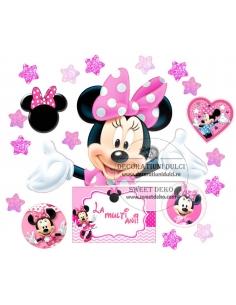 Imagine comestibila Minnie...