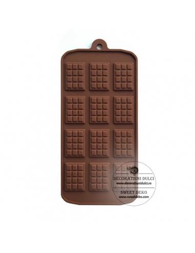 Mulaj mini tableta din ciocolata