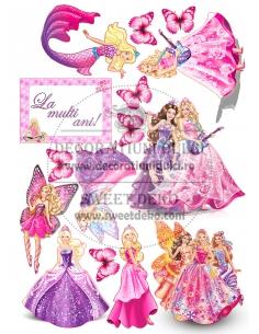 Imagine comestibila Barbie...