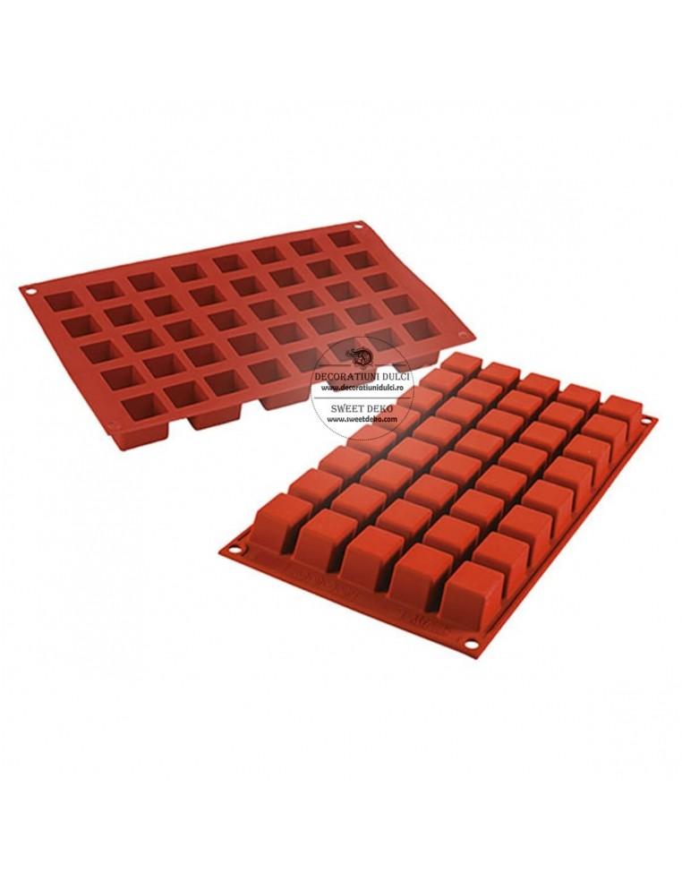 Matrita din silicon Cube, SF263...