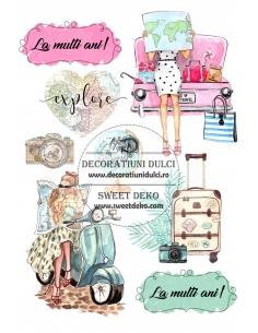 I Love to Travel - Imagine...