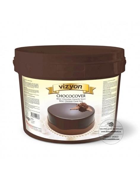 Crema ciocolata, Chococover...