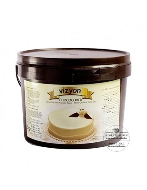 Crema ciocolata alba,...