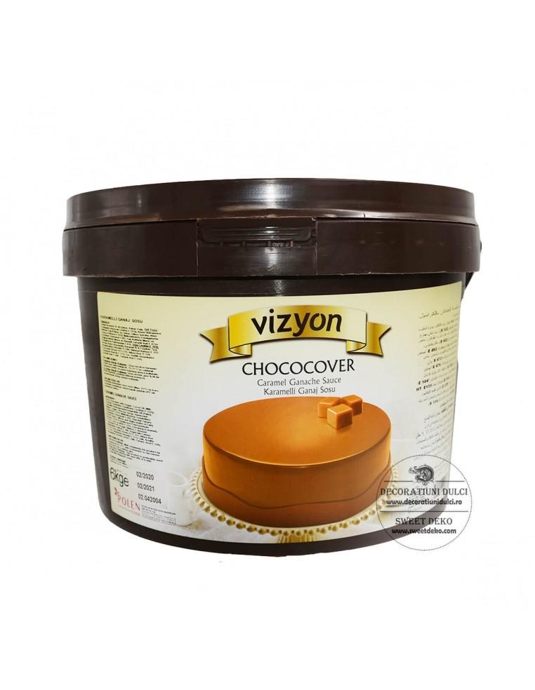 Crema caramel, Chococover Vizyon 6kg