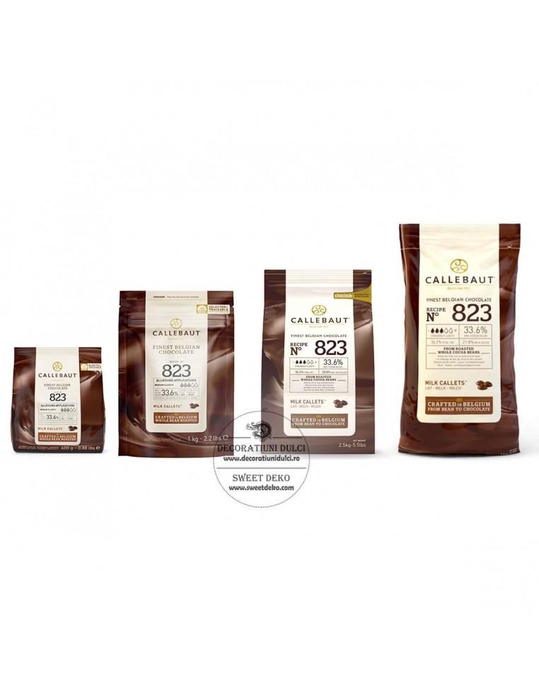 Barry Callebaut - Ciocolata cu lapte...