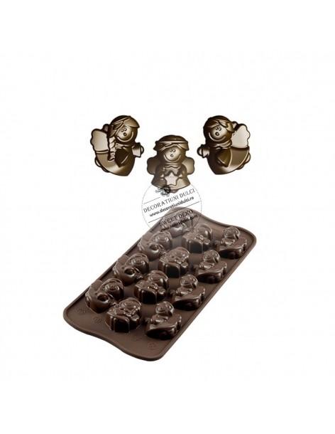 Mulaj praline ciocolata...