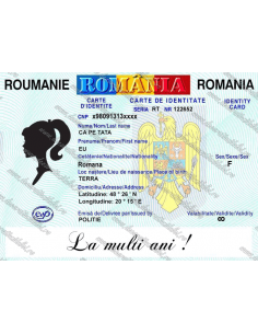 Imagine comestibila carte de identitate - 1