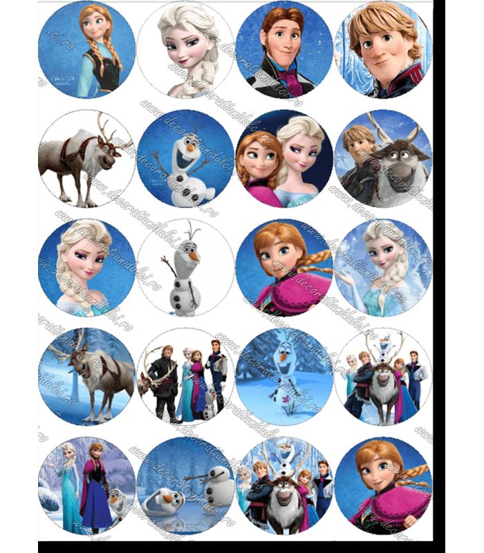 Frozen (multiple modele)