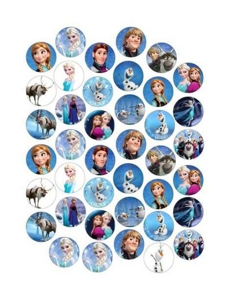 Cerculete Frozen - 1