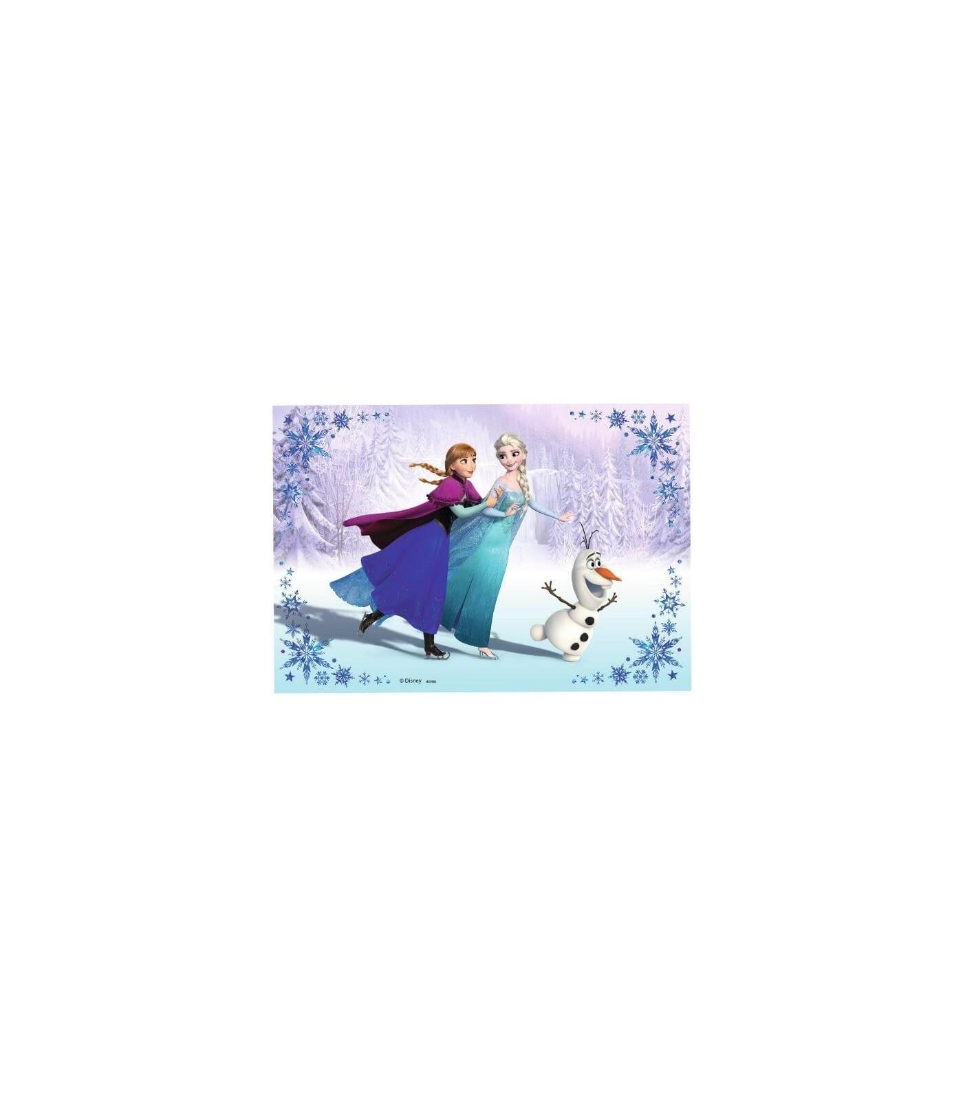 Imagine comestibila Frozen - 7
