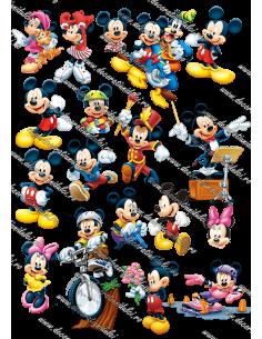 Imagine comestibila Mickey si prietenii - 2