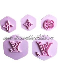 Prese logo Louis Vuitton