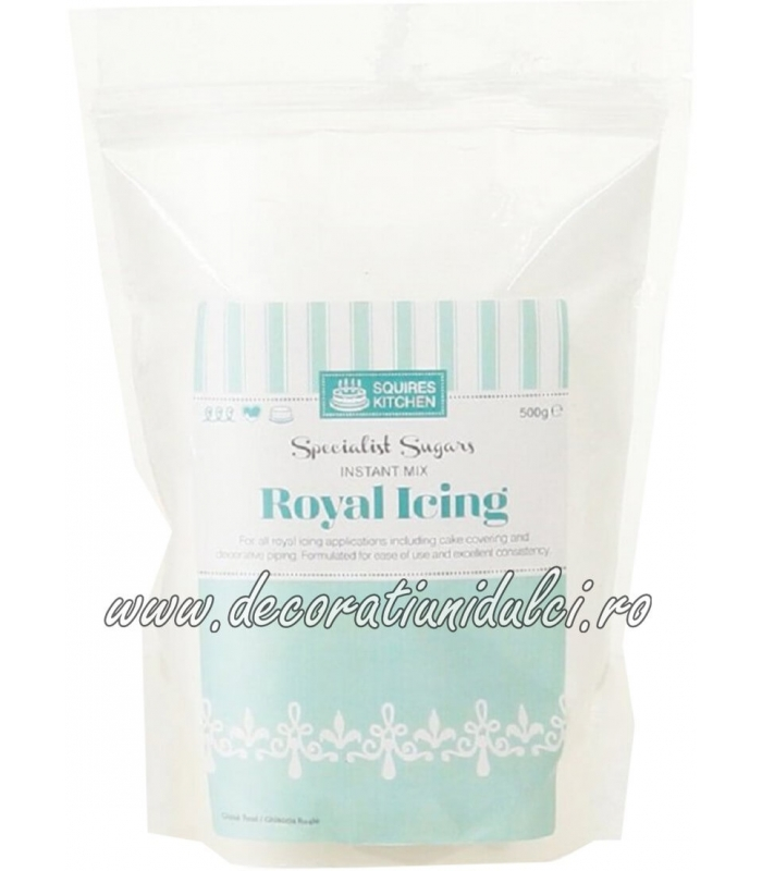 Royal icing 500g - Squires Kitchen