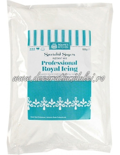 Royal icing profesional 2kg - Squires Kitchen