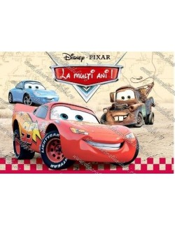 Imagine comestibila  Cars - 3
