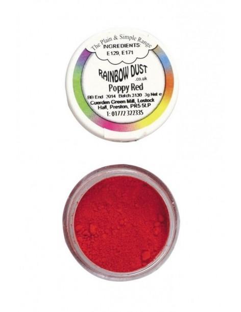 Dust rosu mac - Rainbow Dust