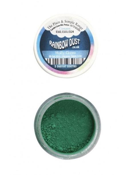 Dust verde sarbatoare - Rainbow Dust