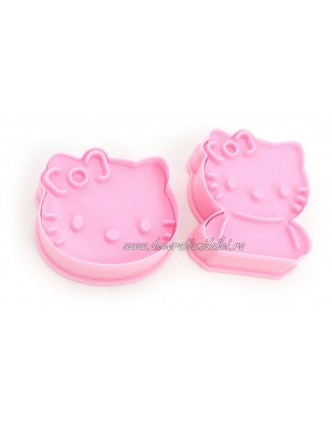 Decupatoare Hello Kitty