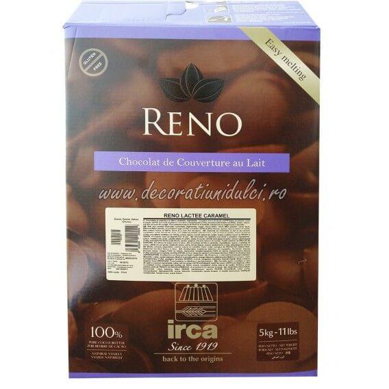 Ciocolata veritabila RENO LATEE CARAMEL