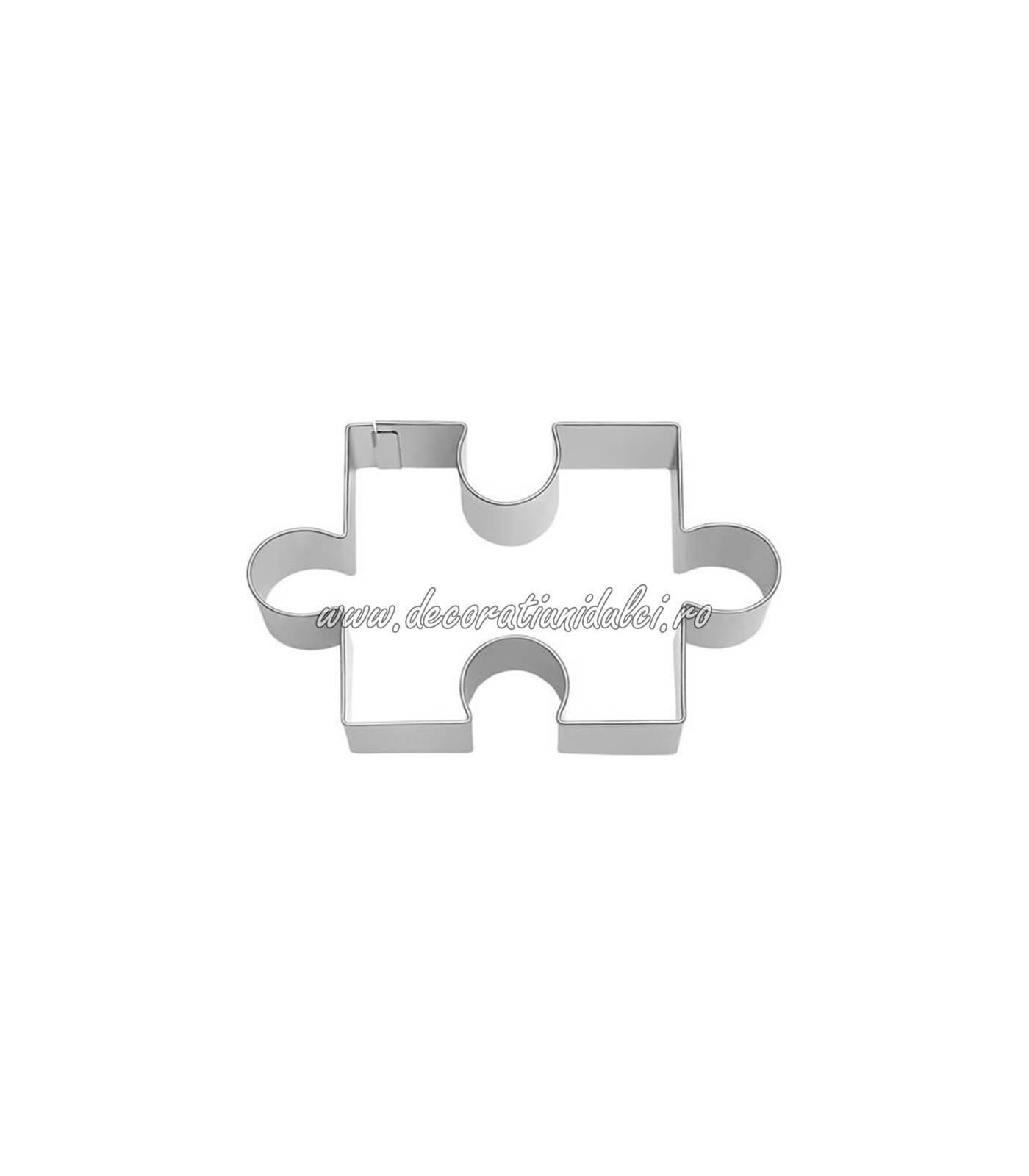 Decupator piesa puzzle