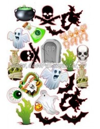 Imagini decorative Hallowen