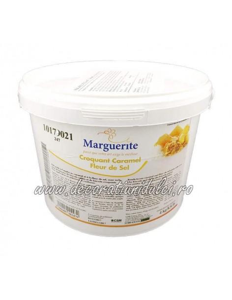 Pralin Croquant Caramel Fleur de Sel, Marguerite