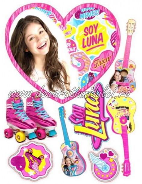 Imagine comestibila Soy Luna - 3