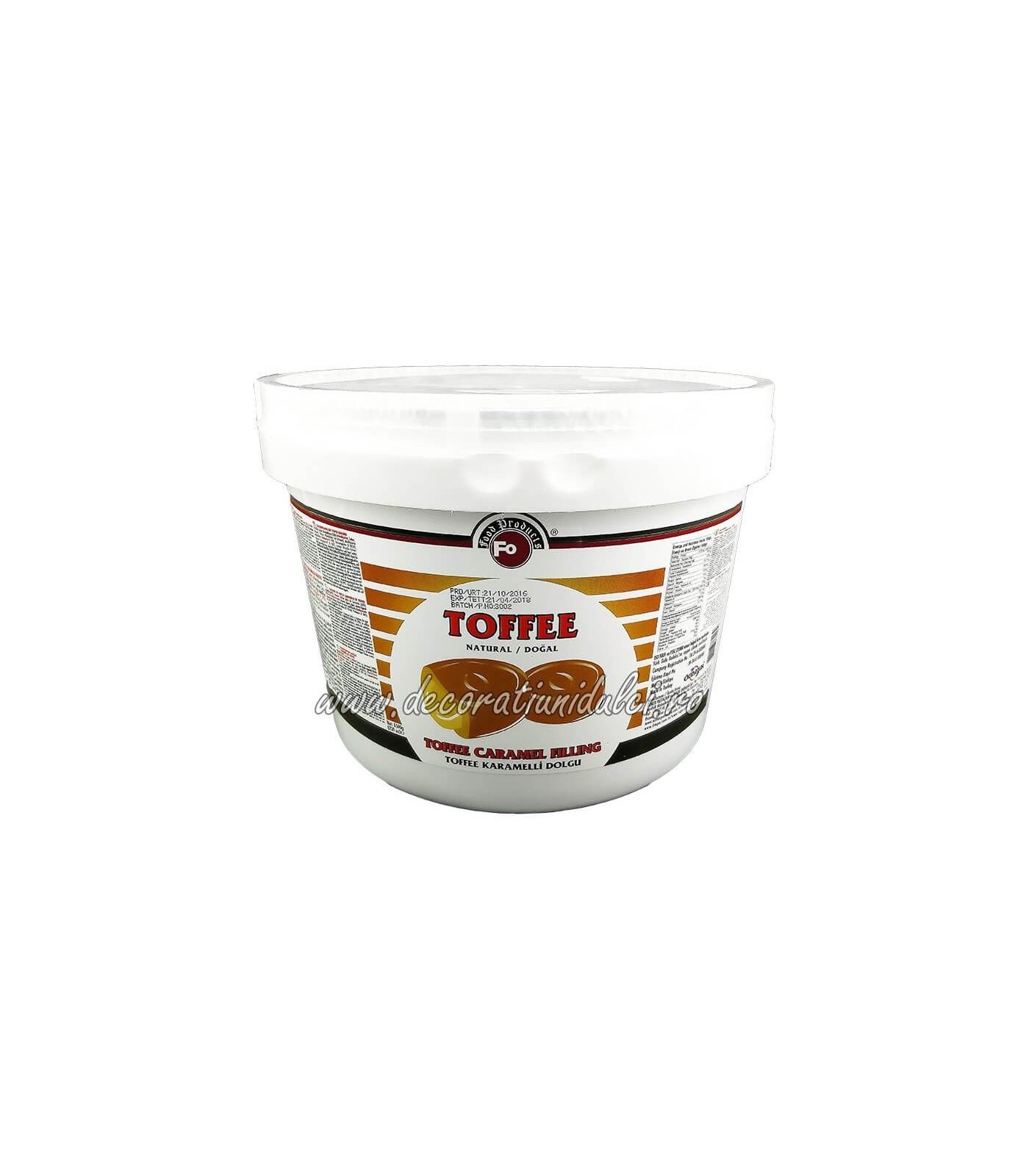 Crema Toffee FoDekor