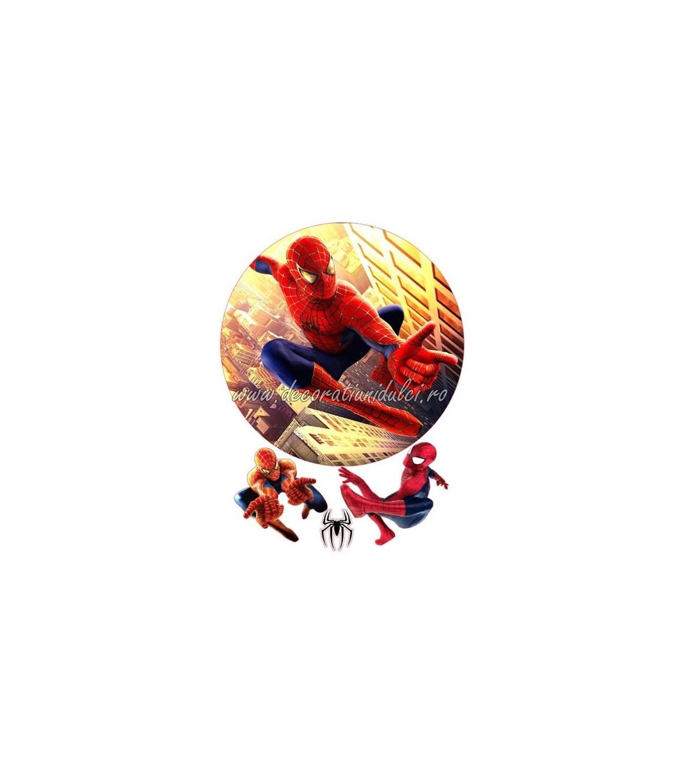 Imagine comestibila Spiderman - 5