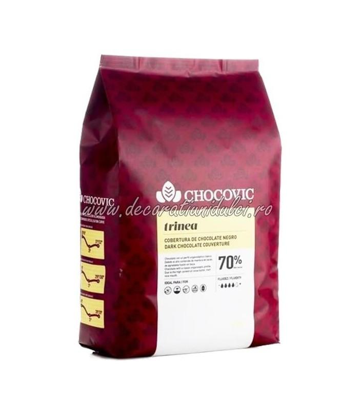 Ciocolata veritabila Trinea - 70%