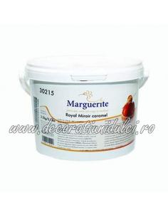 Glazura oglinda caramel, Marguerite