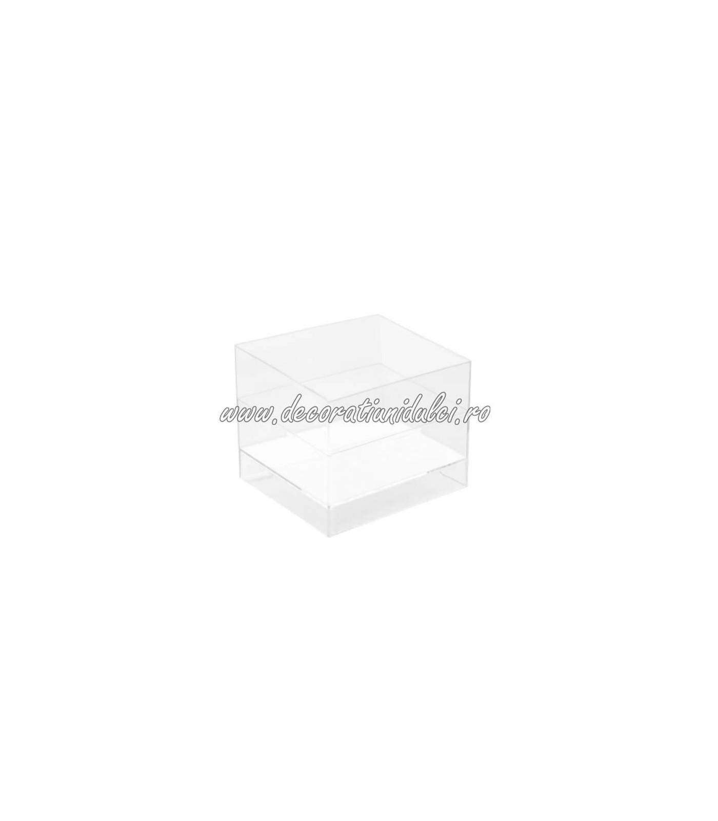 Cupa desert cubice