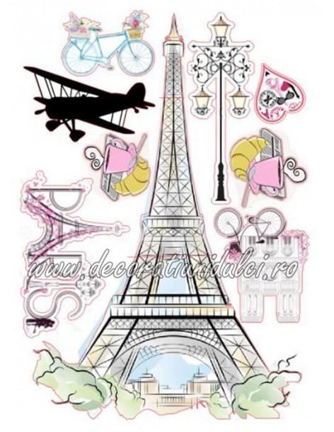 Imagine comestibila Paris