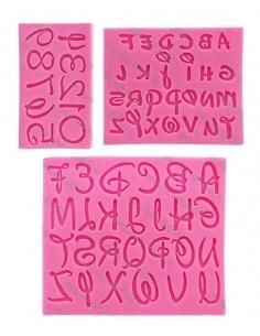 Set mulaj litere si cifre Disney