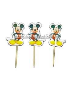 Topper pentru briose Mickey