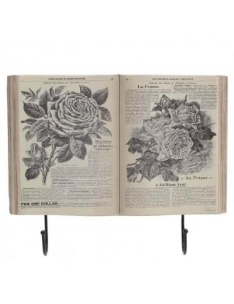 Cuier carte cu trandafiri -...