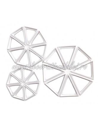Decupatoare triunghiuri,...