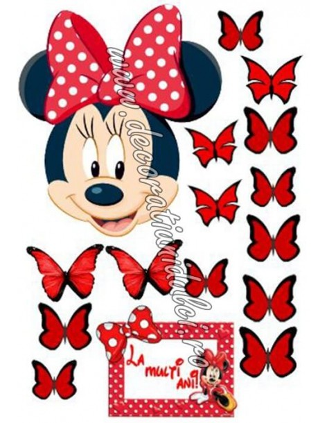 Minnie 6 - Imagine comestibila