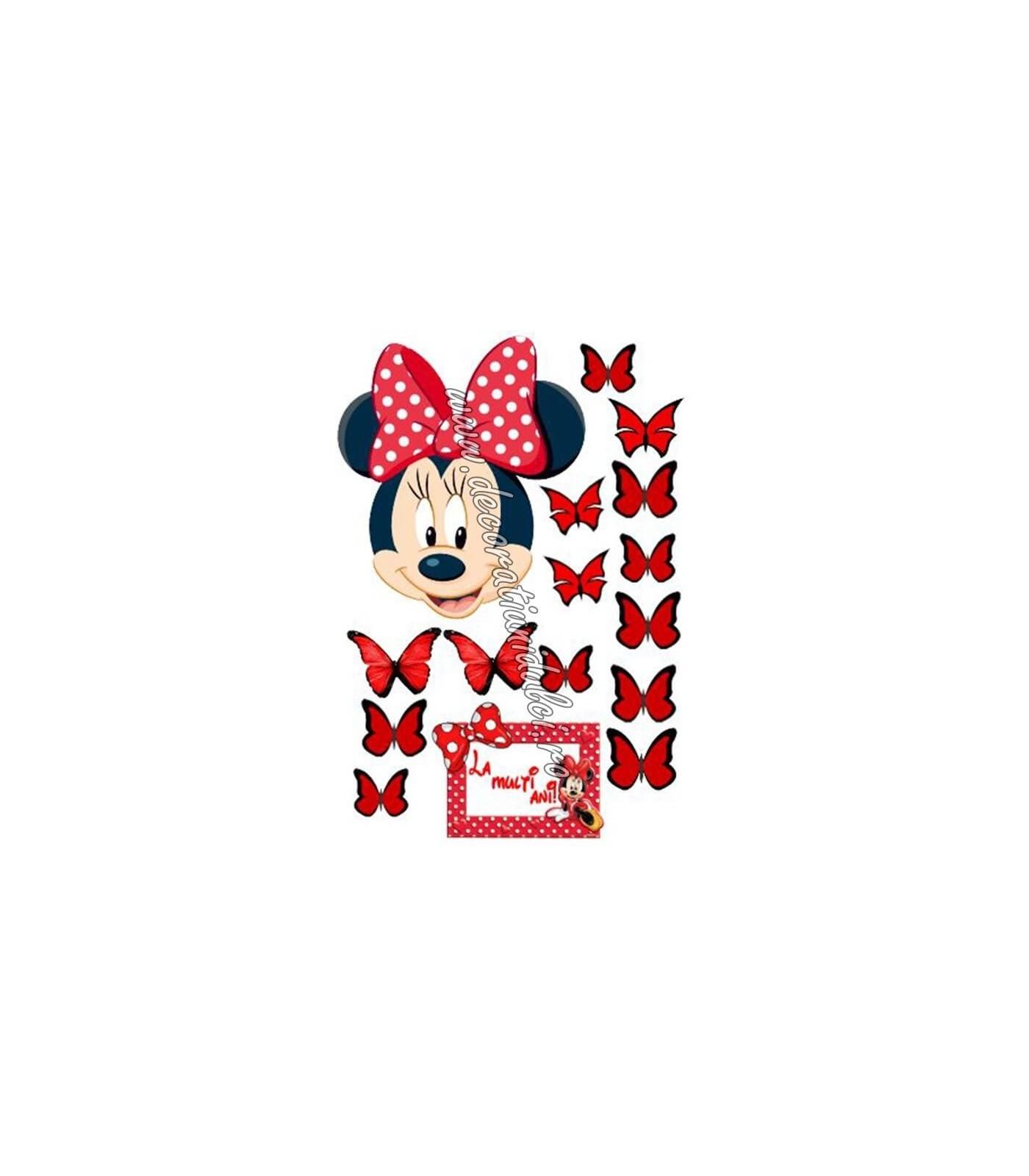 Minnie 6 - Imagine comestibila