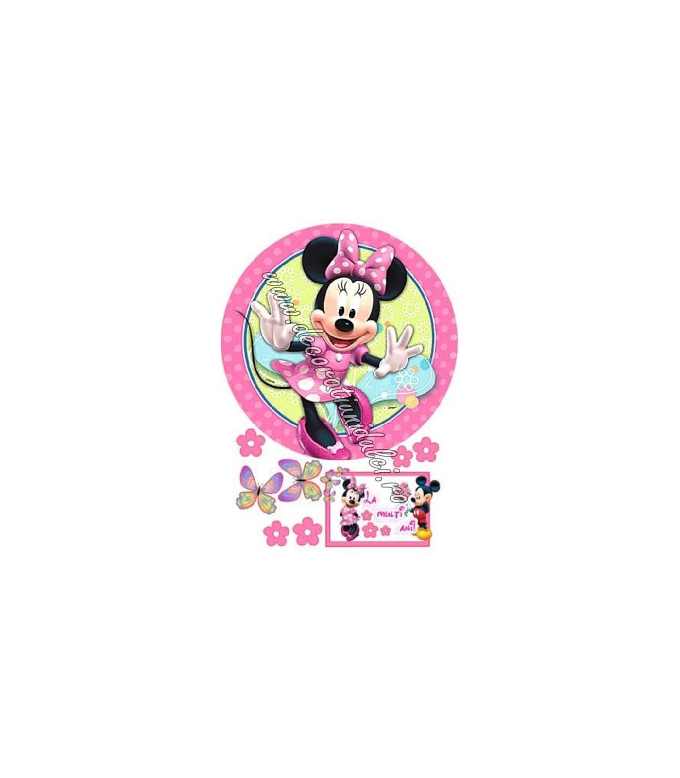 Imagine comestibila Minnie - 2