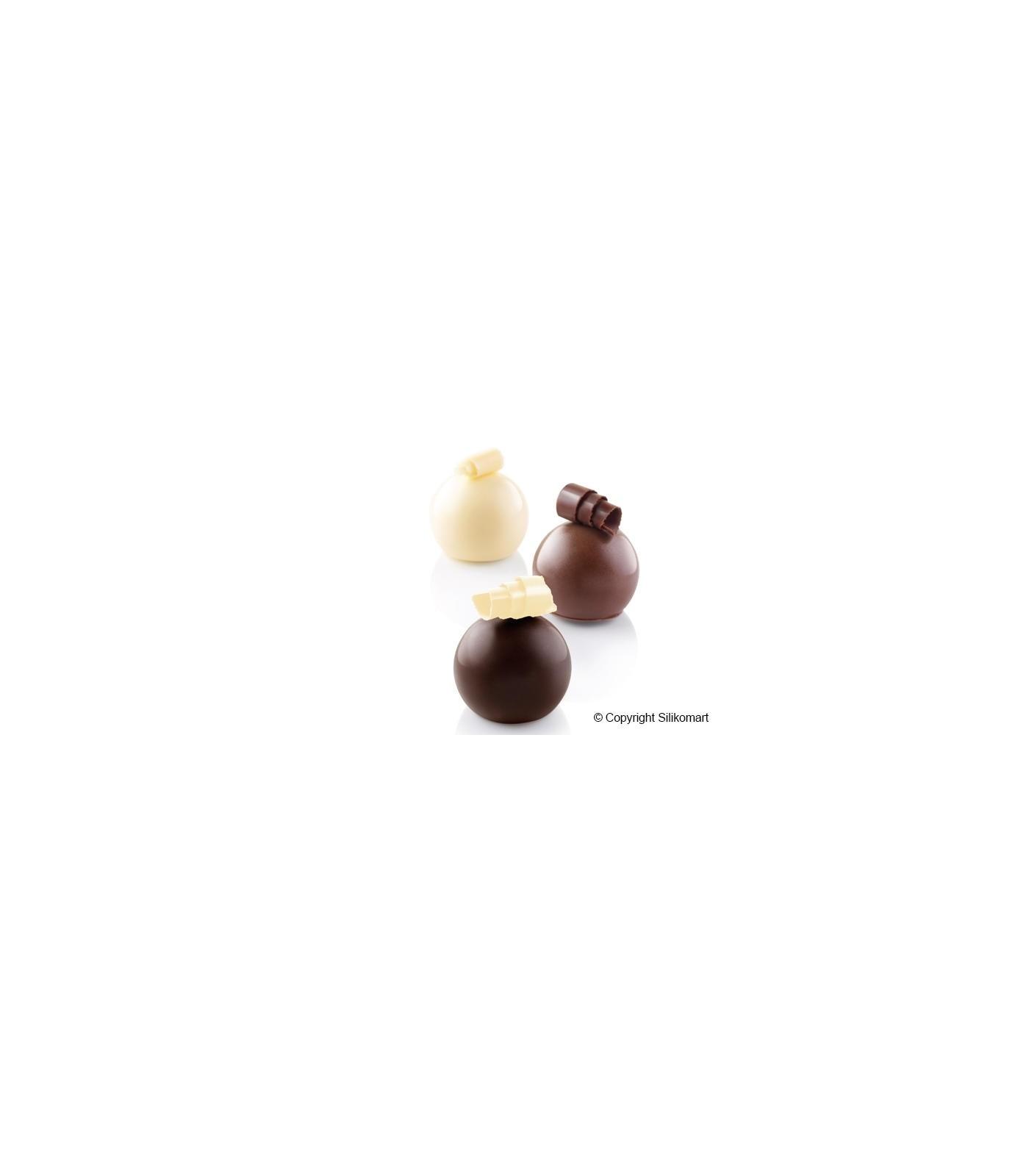 Mulaj Silikomart Mini Truffles 20