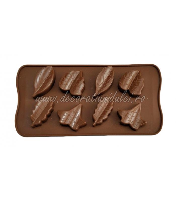 Mulaj frunze, bomboane din ciocolata