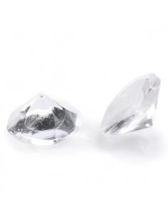 Diamante comestibile din jeleu, Modecor
