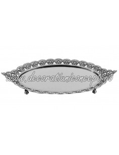 Tava decorativa Silver dream